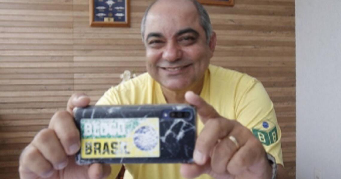 Líder de ato em Brasília diz que bolsonaristas temem mais a queda de Bolsonaro do que coronavírus