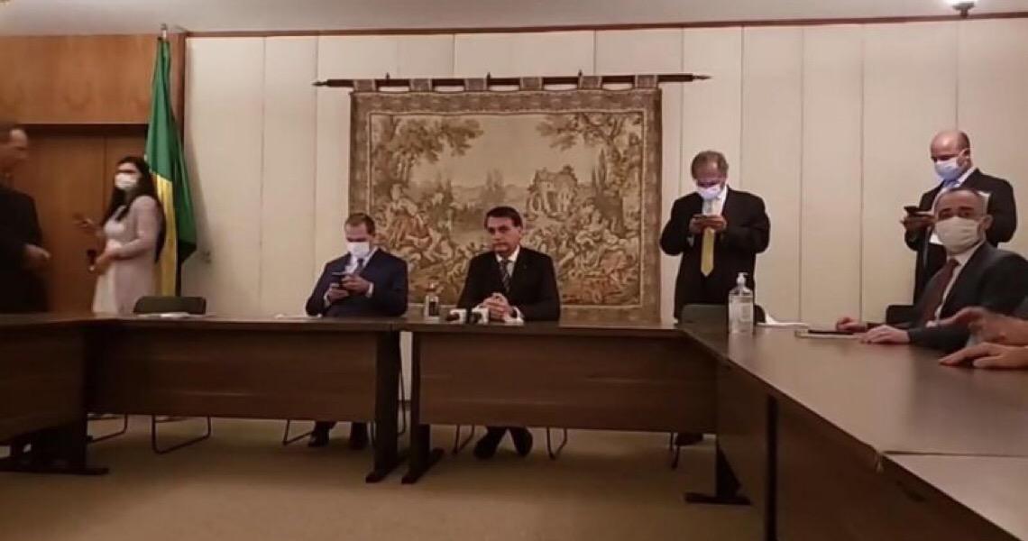 Após derrotas no STF, Bolsonaro pressiona Corte e tenta dividir ônus da crise