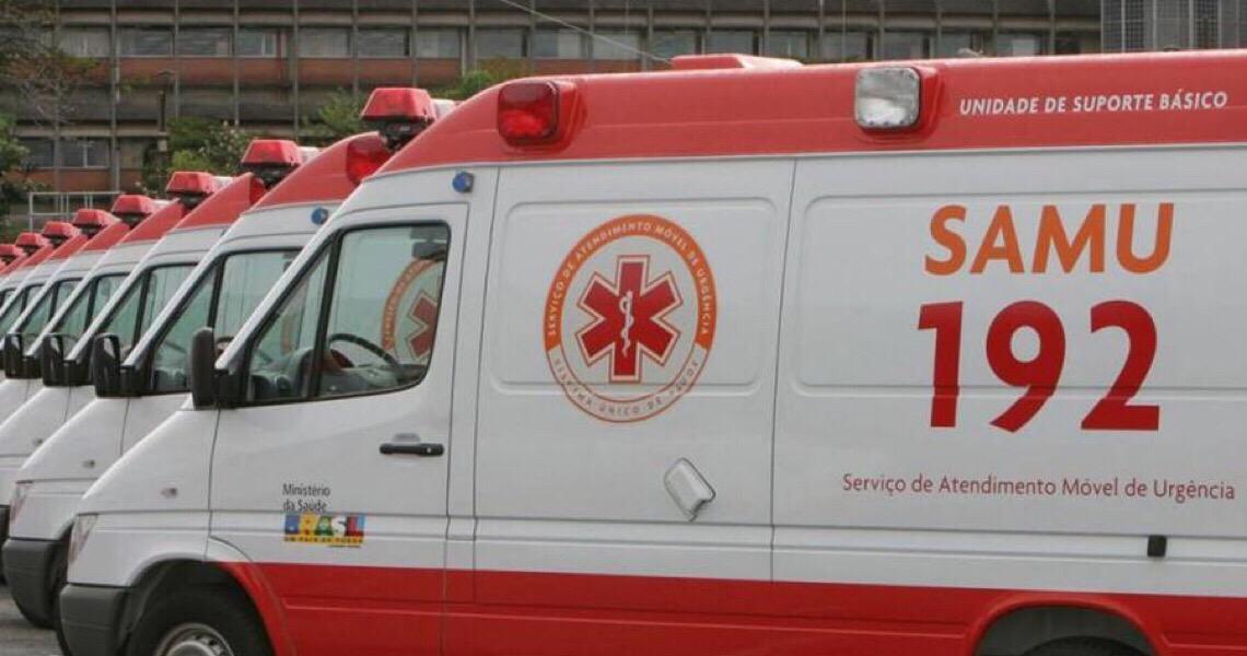 Samu do DF tem 17 dos 22 respiradores mecânicos quebrados