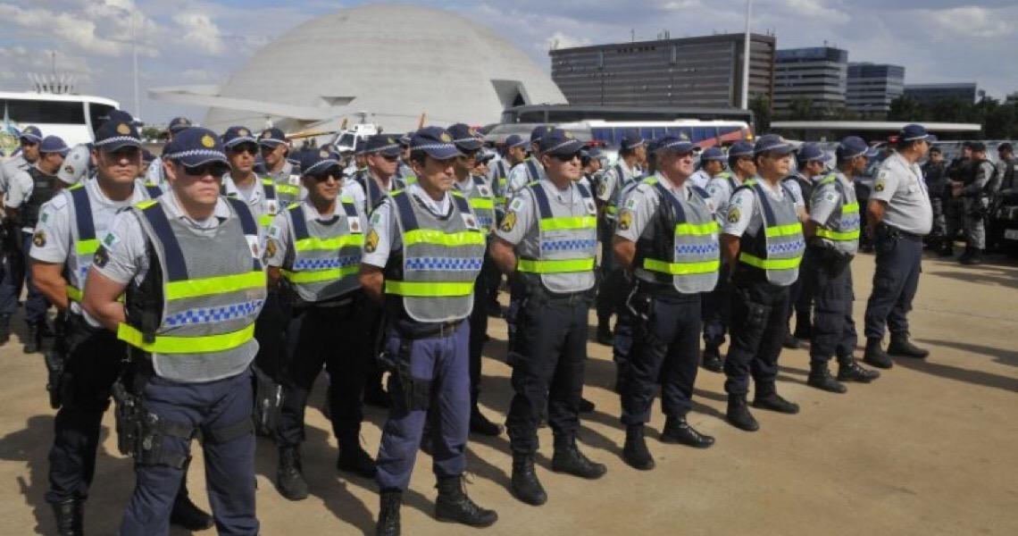 Projeto de Lei que permite reajuste para segurança do DF será votado na quarta