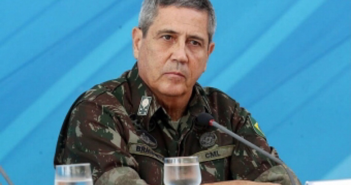 Ministros militares prestam depoimento sobre interferência na PF