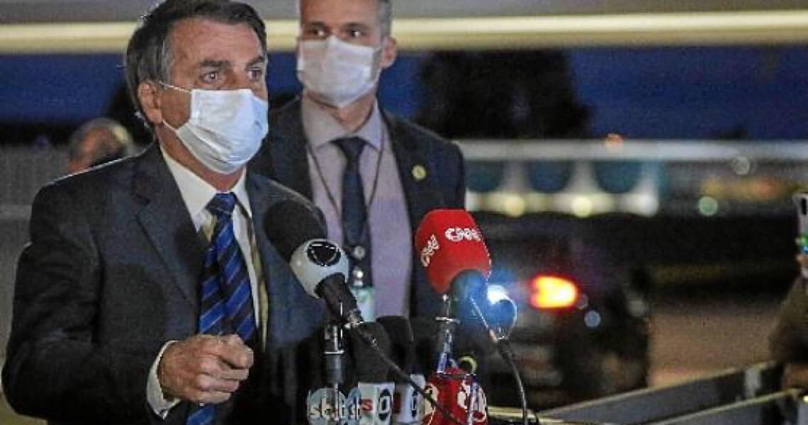 AGU diz que entregou exames de Jair Bolsonaro ao Supremo Tribunal Federal