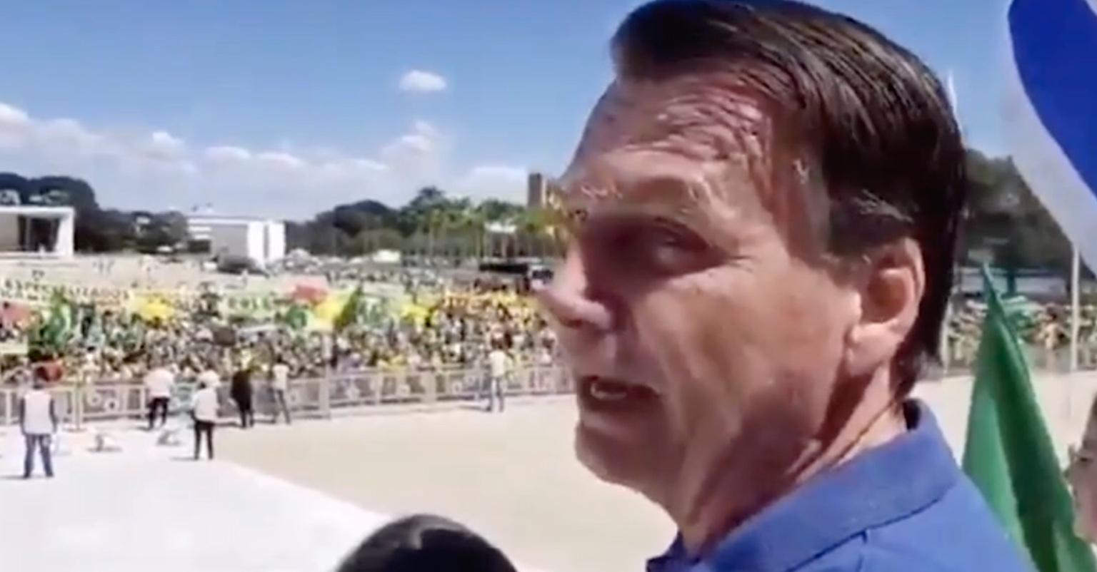 Sem PT, oposição anuncia ato pelo impeachment de Bolsonaro