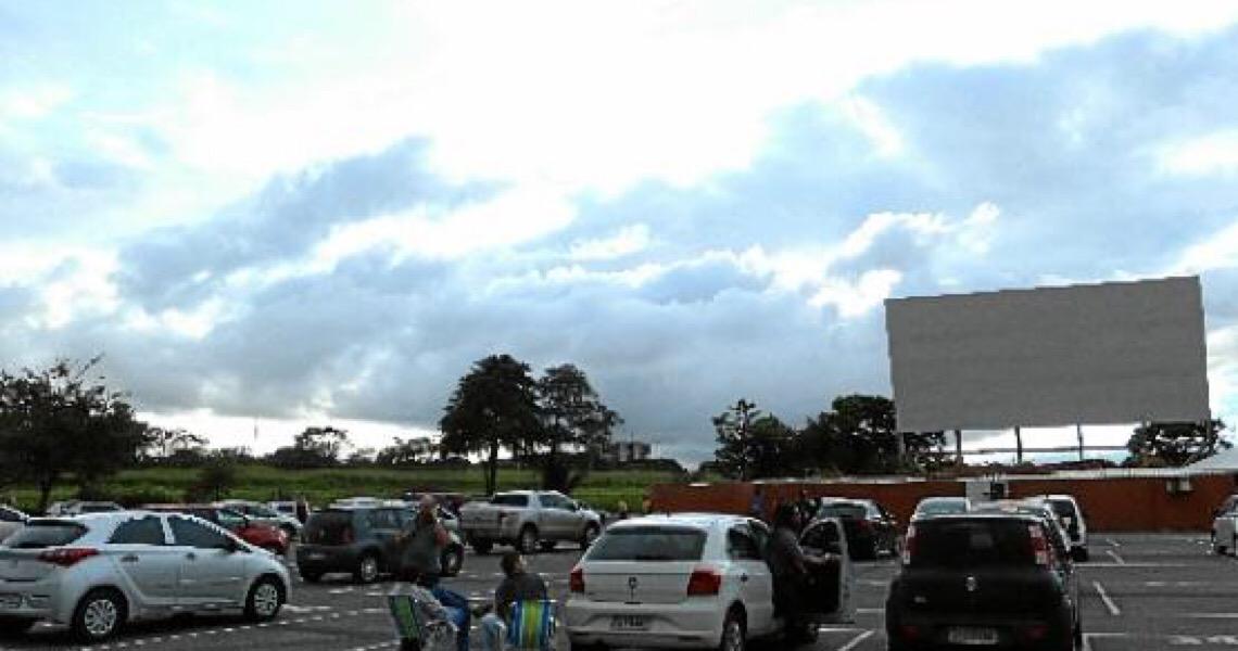 Festival de Cinema de Brasília pode ser no Drive-In