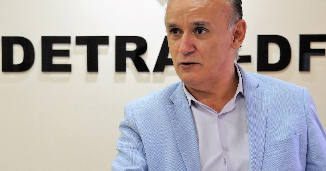 Zélio Maia: 'O Detran não pode ser visto apenas como órgão de penalização'