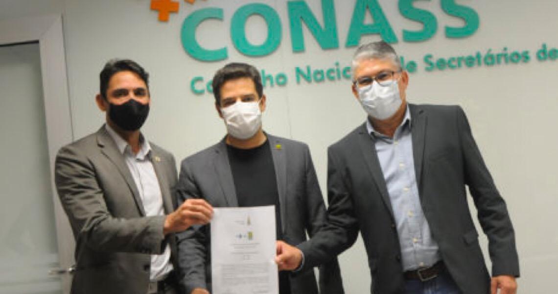Distrito Federal e Goiás firmam acordo de cooperação para atender pacientes do Entorno
