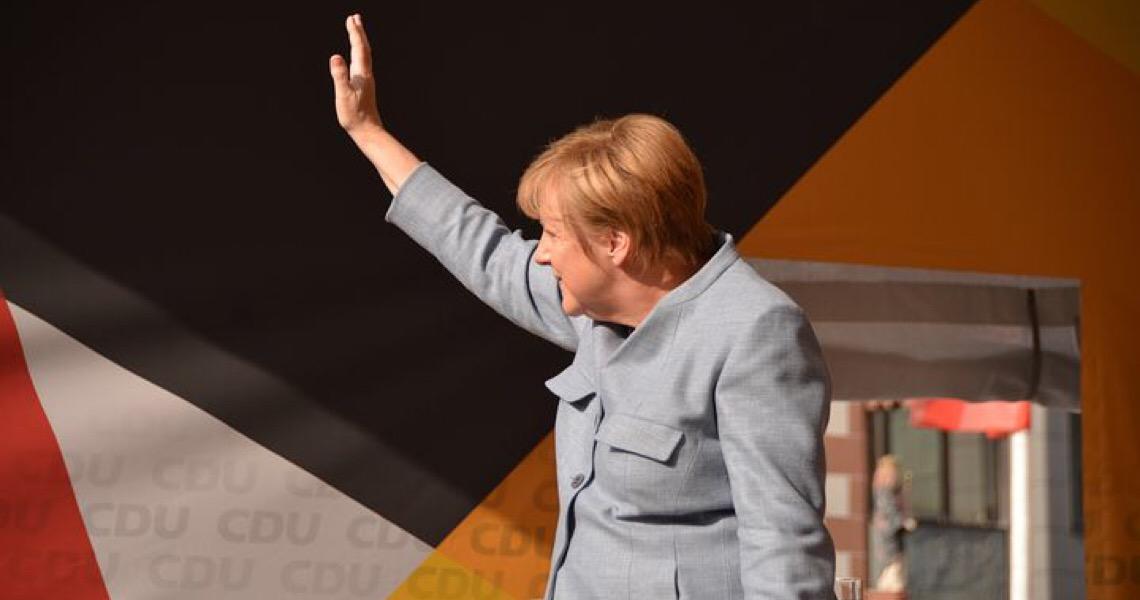 Angela Merkel destaca
