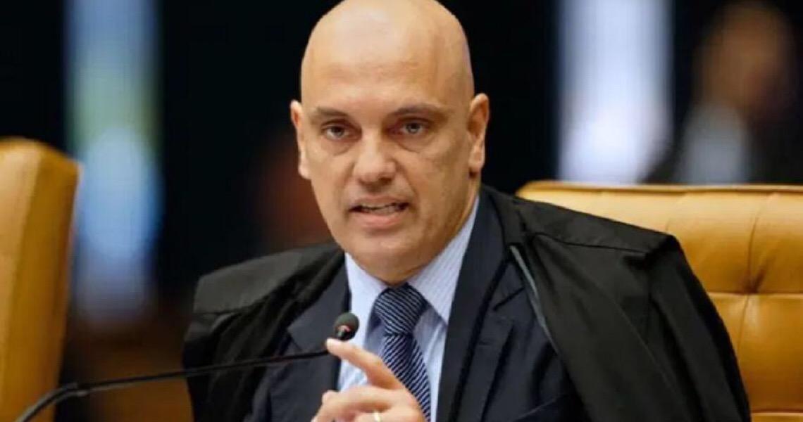 Polícia prende preventivamente manifestantes que ameaçaram Alexandre de Moraes