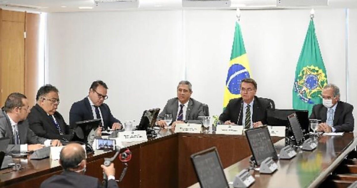 Guerra aberta aos governadores. Bolsonaro elege os administradores estaduais como inimigos