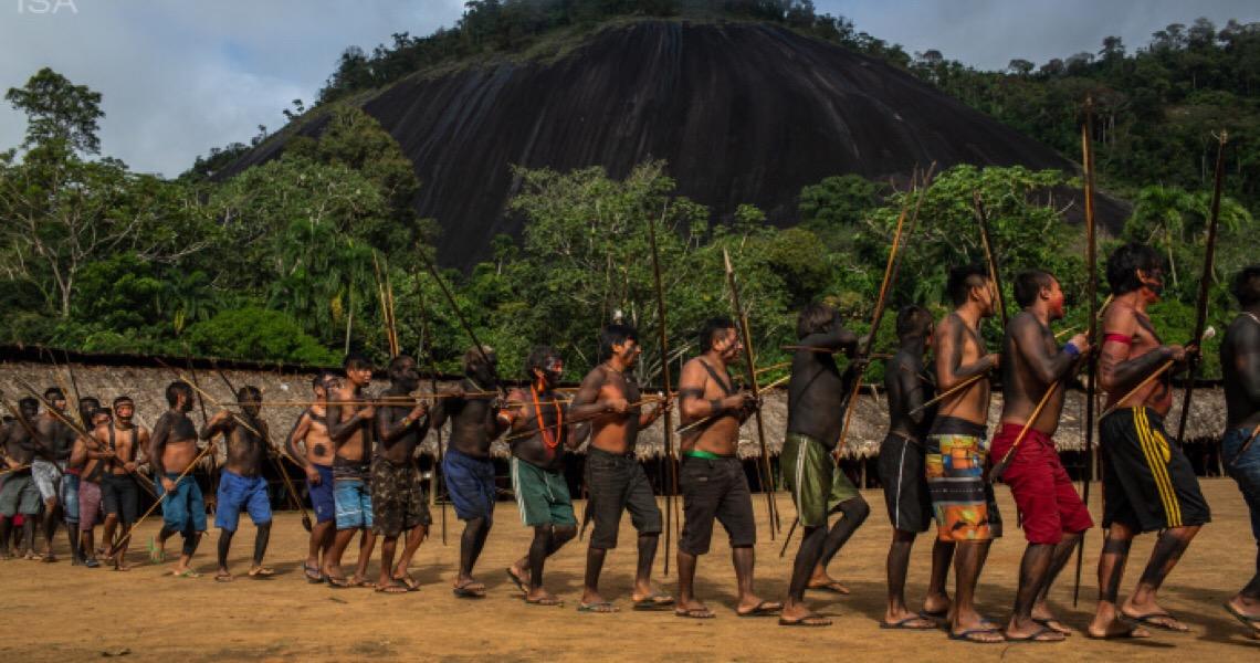 Vírus sobe o Rio Amazonas e adoece população indígena