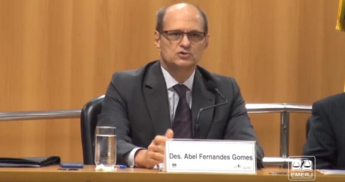 Esclarecimento do relator da Operação Furna da Onça na 1ª Seção Especializada do TRF2