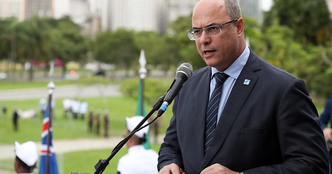 Investigações no Rio de Janeiro pressionam Witzel
