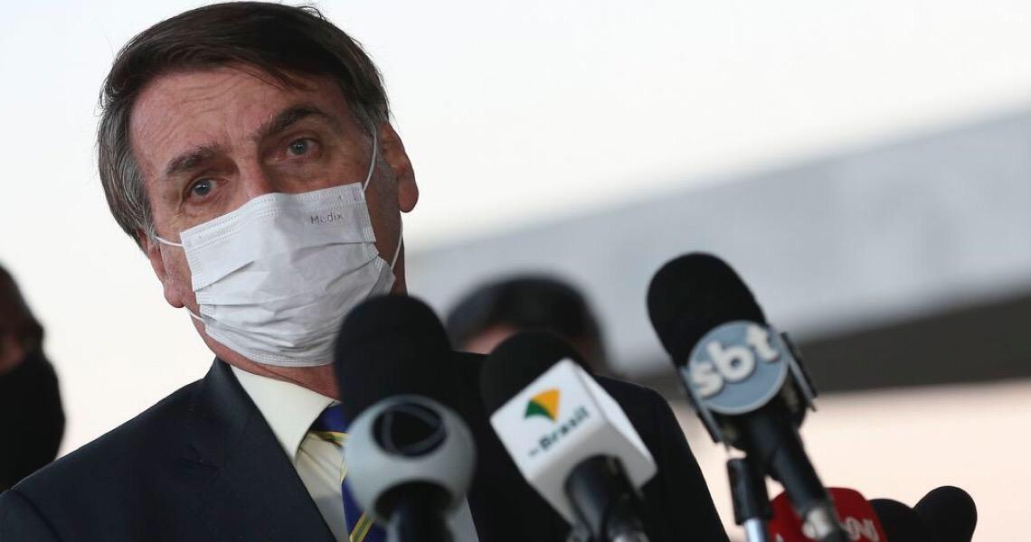 Bolsonaro mente sobre aporte para desconto em conta de luz