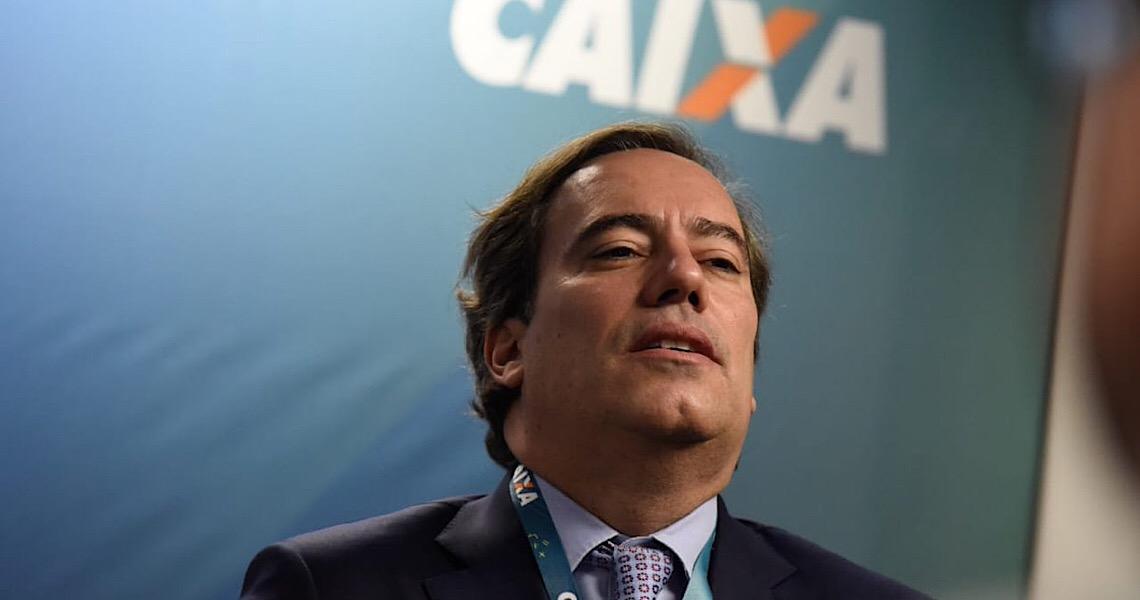 """Em reunião, presidente da Caixa diz que trabalho remoto é """"frescurada"""""""