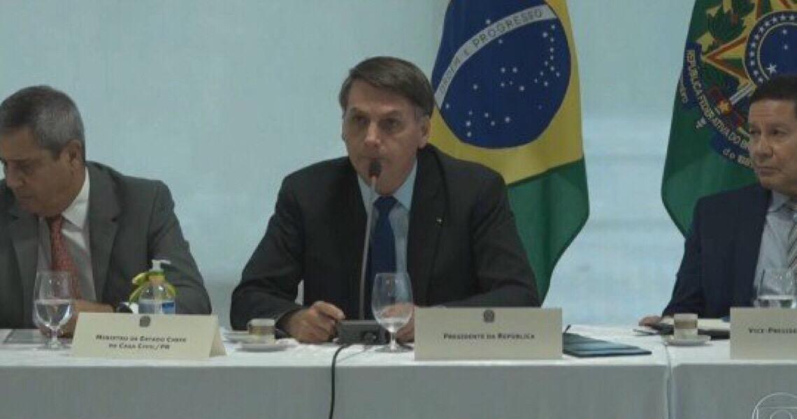 Estudo mostra aumento da rejeição a Bolsonaro após vídeo de reunião
