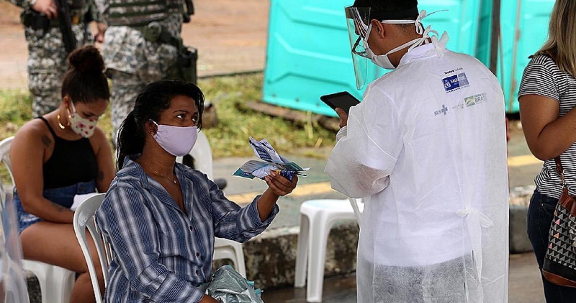 Brasil registra 807 mortes e 11.687 infectados por coronavírus nas últimas 24 horas