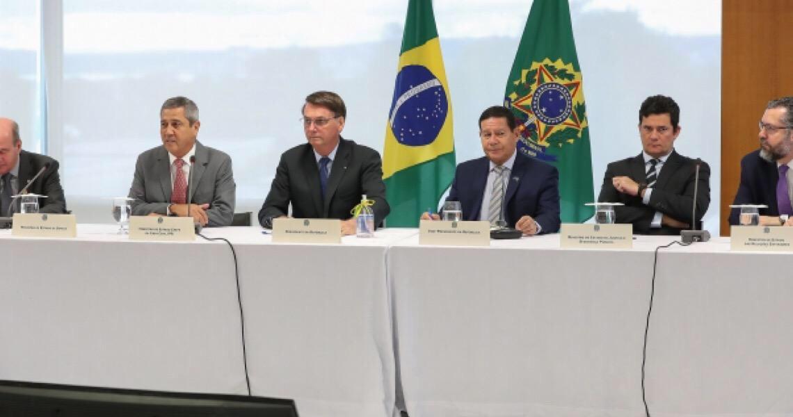 Jair Bolsonaro já não faz nenhuma questão de esconder que seu governo está à venda