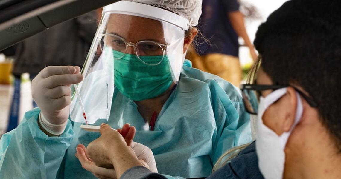 Sobe para 6.970 número de infectados pelo coronavírus no DF; são 107 óbitos
