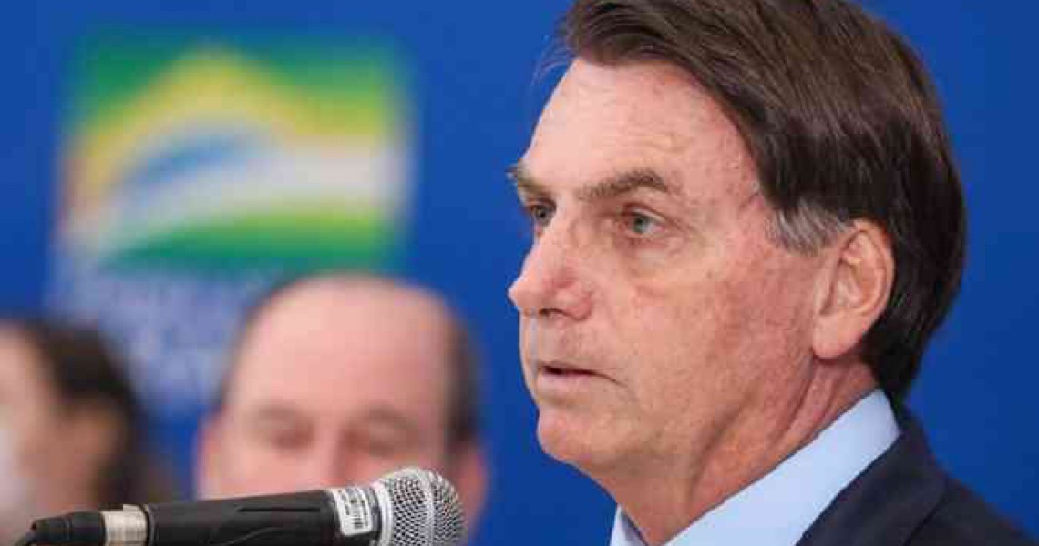 Covid-19: Presidente do Brasil é denunciado pela OEA e ONG Humans Right Watch