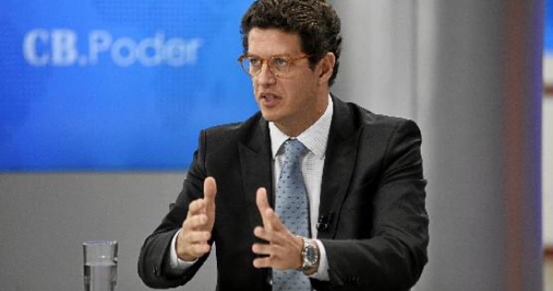 Deputados pedem convocação de Ricardo Salles