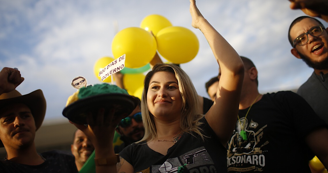 Aras vai encaminhar à primeira instância material sobre ameaça de Sara Winter a Moraes