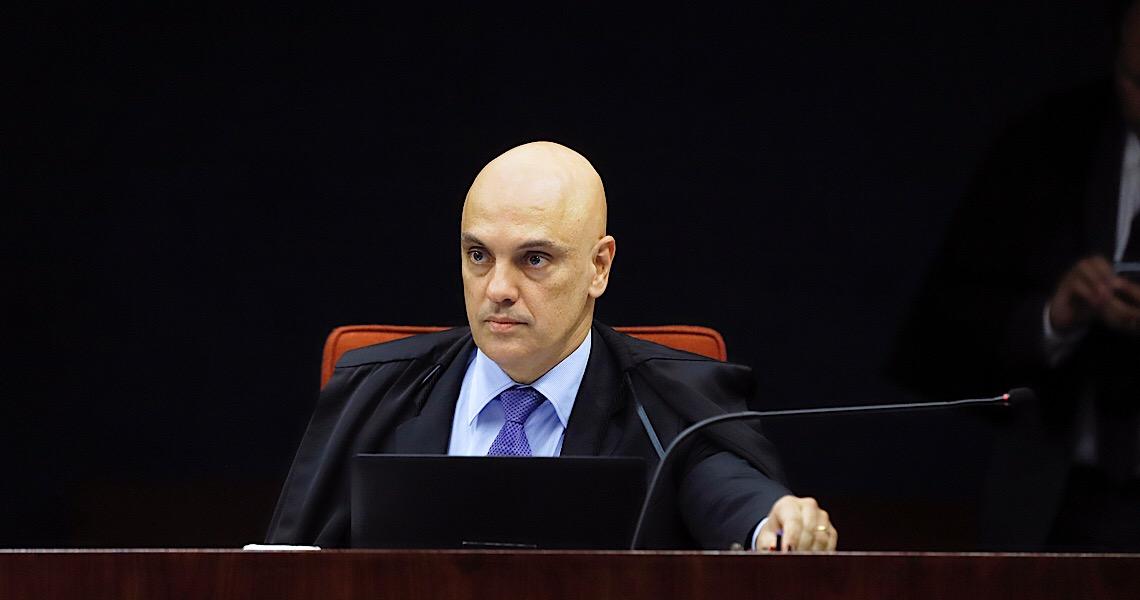 Alexandre de Moraes quer levar provas ao TSE