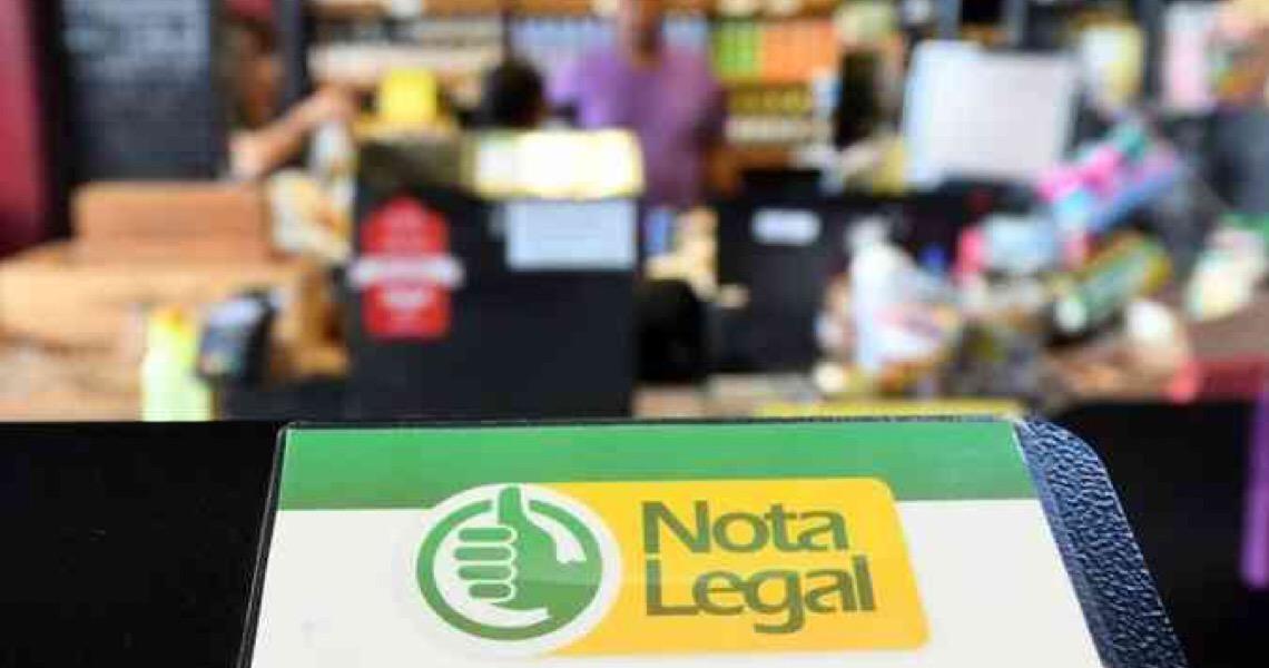 Indicação de créditos para o Nota Legal começa na segunda-feira