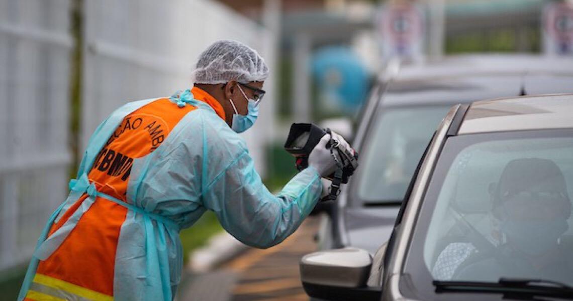 Com sete novas mortes, DF tem 149 óbitos e 9.474 infectados por coronavírus