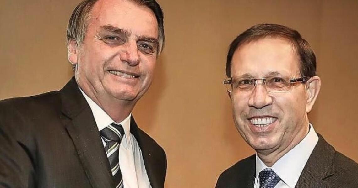 Antes de Wizard desistir de cargo na Saúde, Bolsonaro pediu 'dossiê' sobre relação dele com Doria