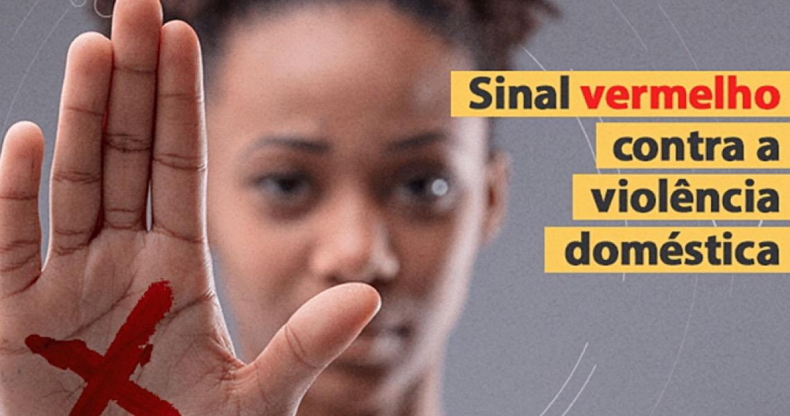 Denúncia de violência doméstica pode ser feita em farmácias com apenas um gesto