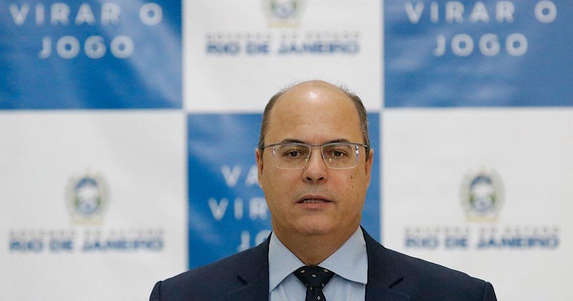 Deputados do Rio autorizam abertura de impeachment contra governador Witzel