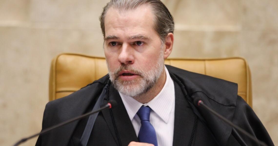Toffoli diz que ataques ao Supremo são financiados ilegalmente e 'incentivados por integrantes do próprio Estado'