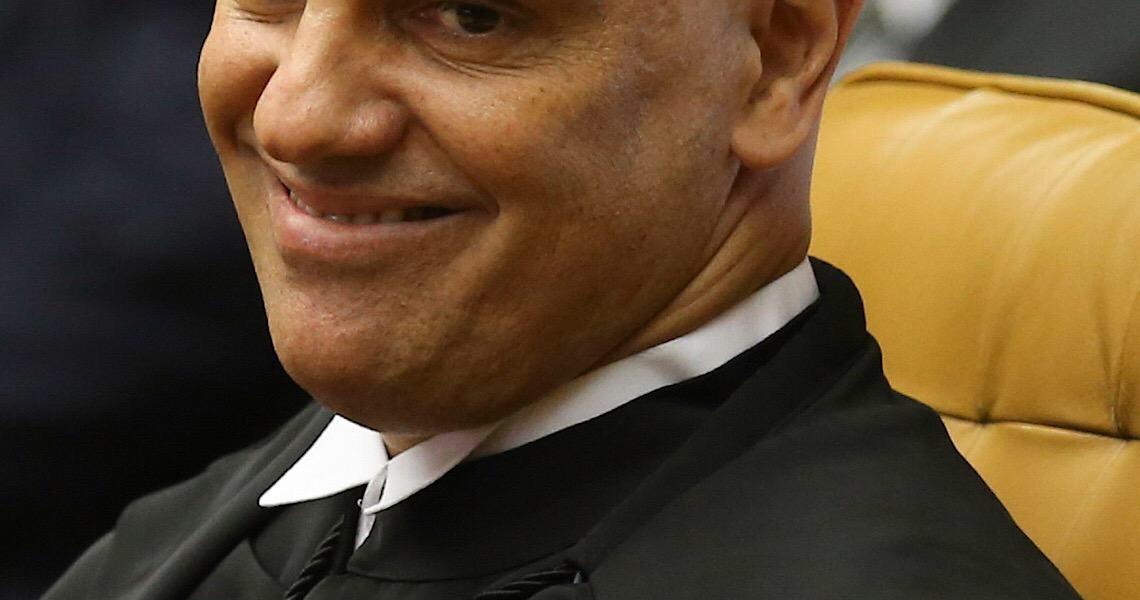 Alexandre quebra sigilos de dez deputados e um senador, todos bolsonaristas