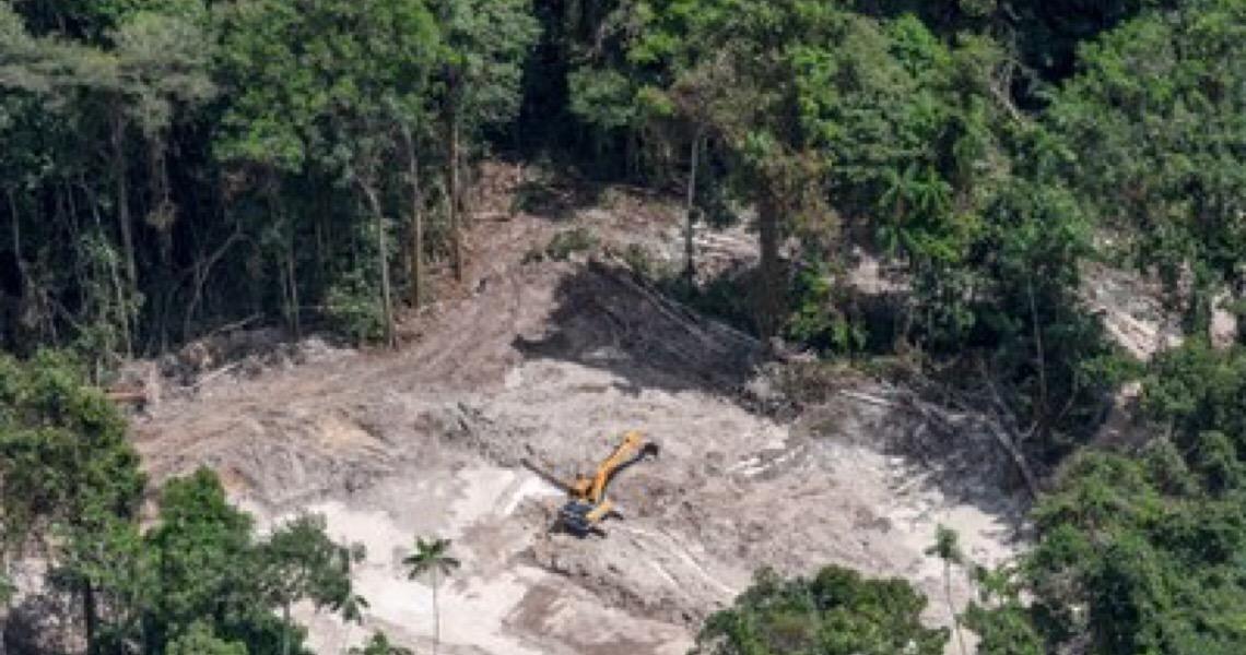 MPF pede que Justiça obrigue combate à mineração ilegal em terras indígenas do sudoeste do Pará