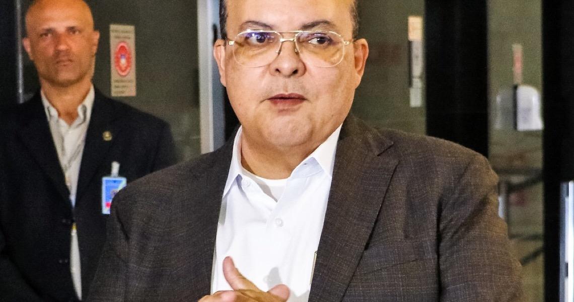 Ibaneis aponta omissão da PM durante atos antidemocráticos no DF: 'Houve, sim, erro do comando'