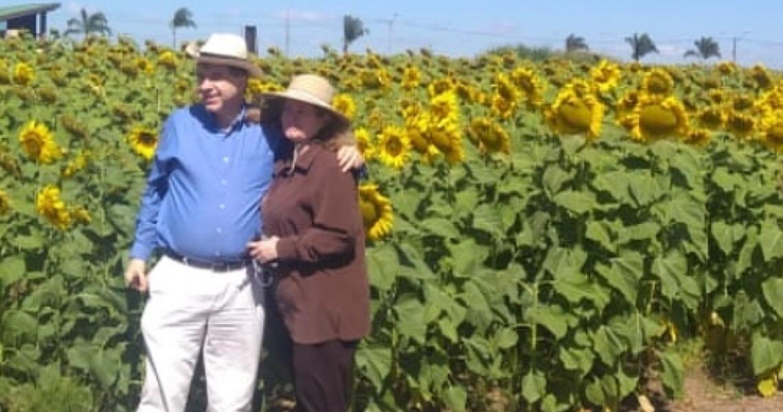 Embaixador dos EUA visita o campo e se surpreende com o agronegócio