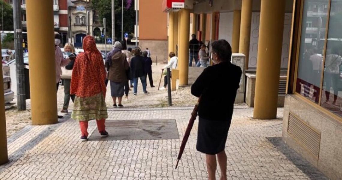 Fronteiras fechadas a Portugal. E ao Brasil