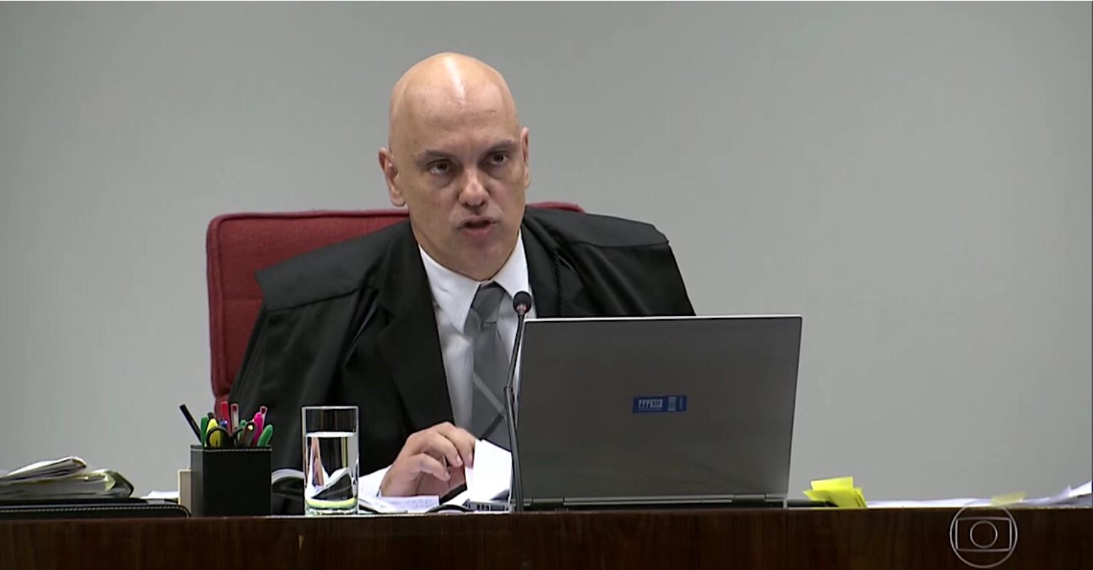 Moraes determina que postagens de parlamentares sobre atos antidemocráticos não sejam apagadas