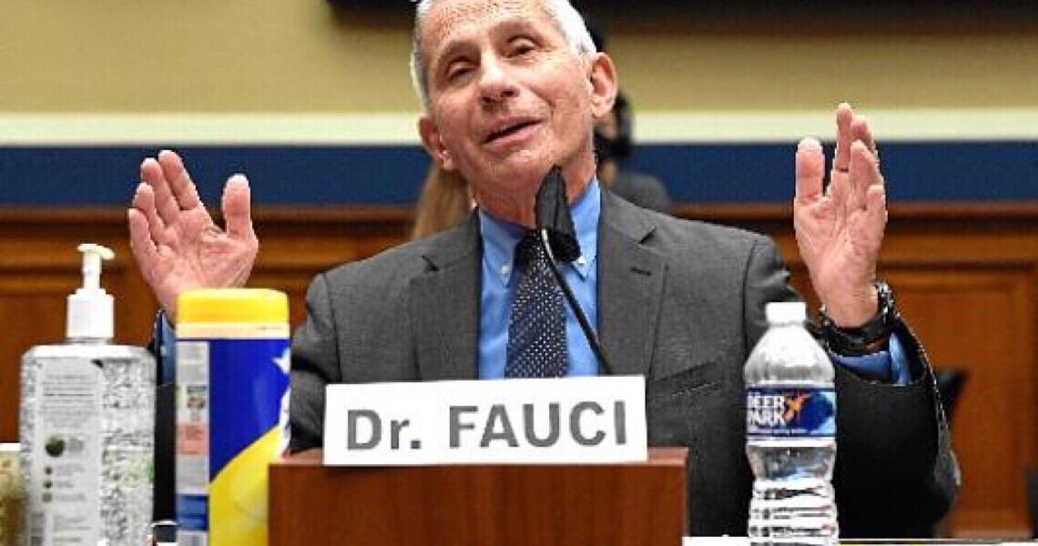 Anthony Fauci,
