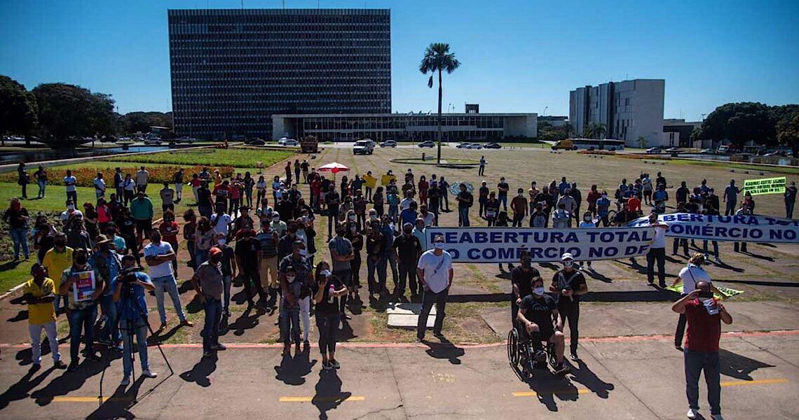 Justiça derruba liminar que impedia Governo do DF de liberar atividades econômicas