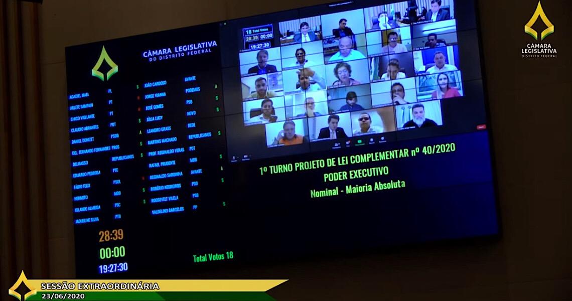 Setor produtivo do DF vai brigar por reavaliação do Refis 2020