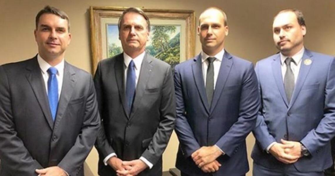 Polícia Federal faz operação contra hackers que acessaram dados pessoais da família Bolsonaro, diz jornal