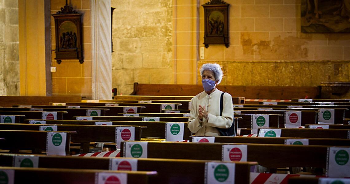 Religiosos defendem que é cedo para a reabertura de igrejas e templos no Nordeste