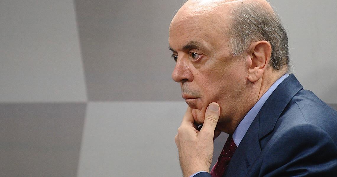 Dinheiro que Serra recebeu da Odebrecht nunca foi usado em campanhas, diz MPF