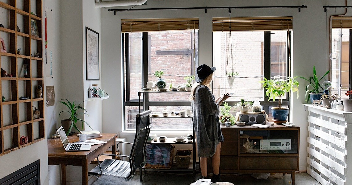 Estudo mostra: 70% das pessoas gostariam de continuar no home office