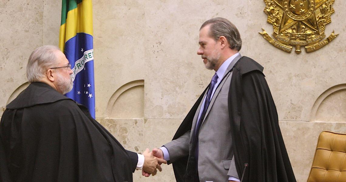 Decisão monocrática do ministro Dias Toffoli ameaça gravemente autonomia dos órgãos de investigação