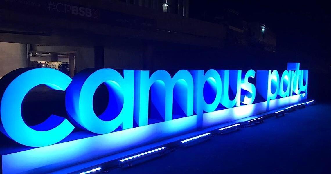 Campus Party traz conteúdo e aprendizado online para Brasília