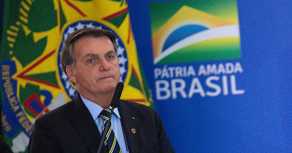 Governo Bolsonaro é proibido de anunciar em sites que promovem atividades ilegais