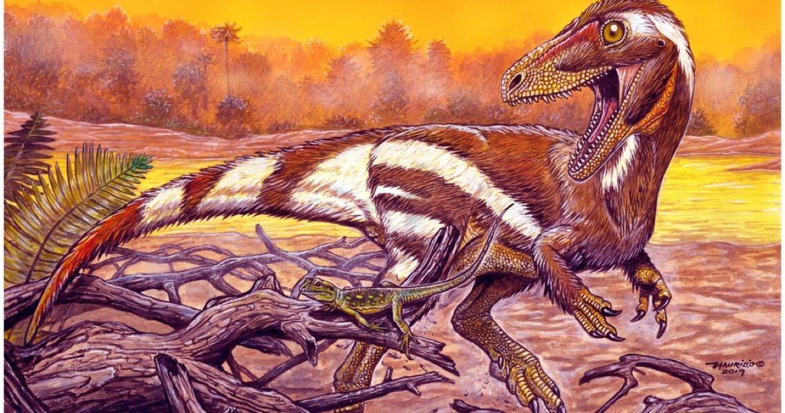 Descoberta a espécie mais antiga de dinossauro do Ceará