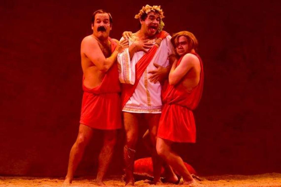 Drive Show Brasília também terá apresentações de espetáculos de humor